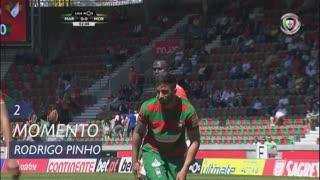 Marítimo M., Jogada, Rodrigo Pinho aos 2'