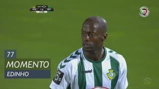 Vitória FC, Jogada, Edinho aos 77'
