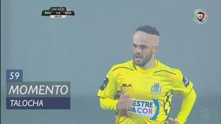 Boavista FC, Jogada, Talocha aos 59'