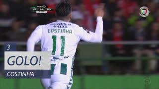GOLO! Vitória FC, Costinha aos 3', Vitória FC 1-0 SL Benfica
