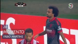 SC Braga, Jogada, Fábio Martins aos 20'