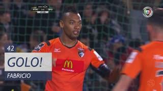 GOLO! Portimonense, Fabricio aos 42', Portimonense 1-1 Sporting CP