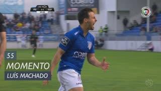 CD Feirense, Jogada, Luís Machado aos 55'