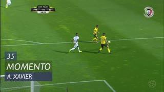 FC P.Ferreira, Jogada, António Xavier aos 35'