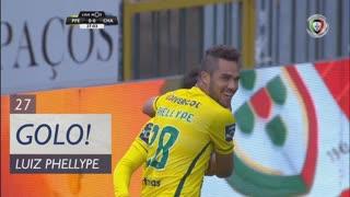 GOLO! FC P.Ferreira, Luiz Phellype aos 27', FC P.Ferreira 1-0 GD Chaves
