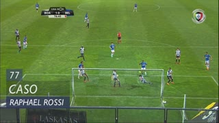 Boavista FC, Caso, Raphael Rossi aos 77'