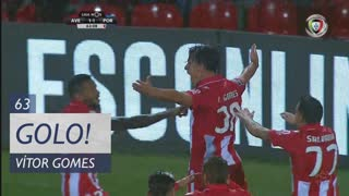 GOLO! CD Aves, Vitor Gomes aos 63', CD Aves 1-1 FC Porto