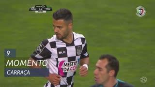 Boavista FC, Jogada, Carraça aos 9'