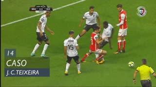 SC Braga, Caso, João Carlos Teixeira aos 14'