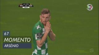 Moreirense FC, Jogada, Arsénio aos 67'