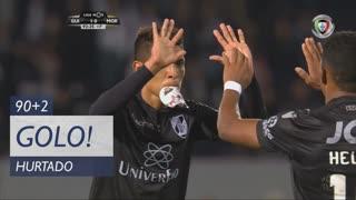 GOLO! Vitória SC, Hurtado aos 90'+2', Vitória SC 1-0 Moreirense FC