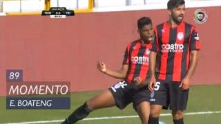 Moreirense FC, Jogada, E. Boateng aos 89'