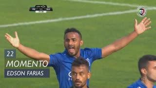 CD Feirense, Jogada, Edson Farias aos 22'