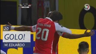 GOLO! SC Braga, Wilson Eduardo aos 20', FC P.Ferreira 0-2 SC Braga