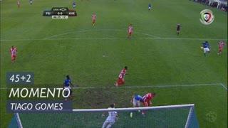 CD Feirense, Jogada, Tiago Gomes aos 45'+2'