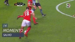 SL Benfica, Jogada, Salvio aos 14'