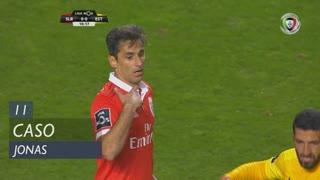 SL Benfica, Caso, Jonas aos 11'