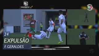 Rio Ave FC, Expulsão, F. Geraldes aos 24'