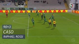 Boavista FC, Caso, Raphael Rossi aos 90'+3'