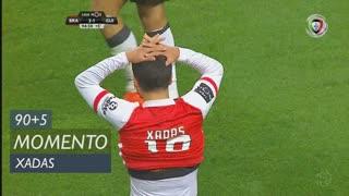 SC Braga, Jogada, Bruno Xadas aos 90'+5'