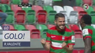 GOLO! Marítimo M., Ricardo Valente aos 60', Marítimo M. 3-0 CD Feirense
