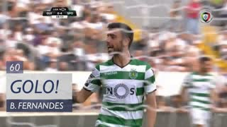 GOLO! Sporting CP, Bruno Fernandes aos 60', Vitória SC 0-4 Sporting CP