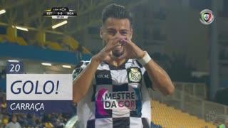 GOLO! Boavista FC, Carraça aos 20', Estoril Praia 0-1 Boavista FC