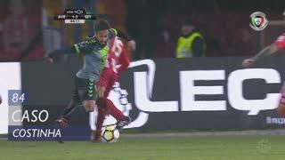 Vitória FC, Caso, Costinha aos 84'