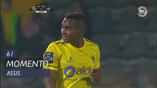 FC P.Ferreira, Jogada, Assis aos 61'