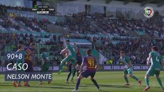 Rio Ave FC, Caso, Nélson Monte aos 90'+8'