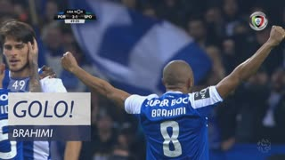 GOLO! FC Porto, Brahimi aos 49', FC Porto 2-1 Sporting CP