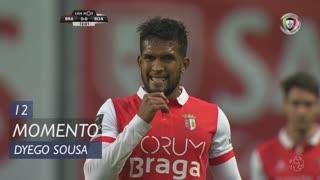 SC Braga, Jogada, Dyego Sousa aos 12'