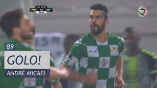 GOLO! Moreirense FC, André Micael aos 89', Moreirense FC 2-2 Vitória FC