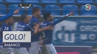 GOLO! CD Feirense, Babanco aos 28', CD Feirense 1-0 Boavista FC