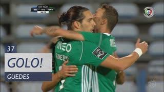 GOLO! Rio Ave FC, Guedes aos 37', Belenenses 0-1 Rio Ave FC
