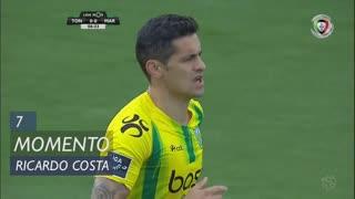 CD Tondela, Jogada, Ricardo Costa aos 7'
