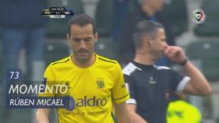 FC P.Ferreira, Jogada, Rúben Micael aos 73'