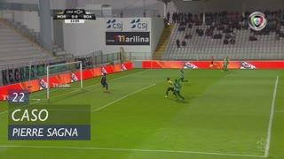 Moreirense FC, Caso, Pierre Sagna aos 22'
