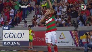 GOLO! Marítimo M., Ricardo Valente aos 66', Marítimo M. 1-1 SL Benfica