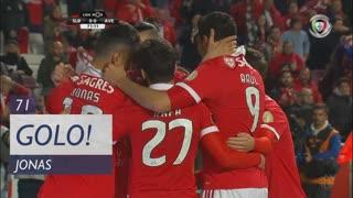 GOLO! SL Benfica, Jonas aos 71', SL Benfica 1-0 CD Aves
