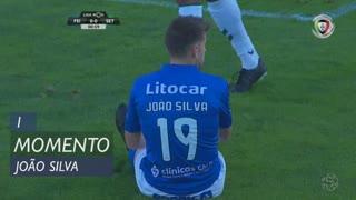 CD Feirense, Jogada, João Silva aos 1'