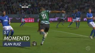 Sporting CP, Jogada, Alan Ruiz aos 57'