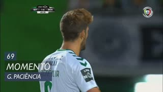 Vitória FC, Jogada, Gonçalo Paciência aos 69'