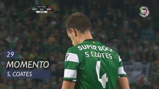 Sporting CP, Jogada, S. Coates aos 29'