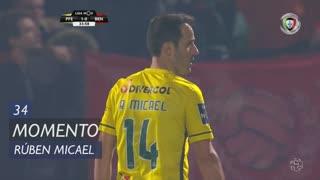 FC P.Ferreira, Jogada, Rúben Micael aos 34'