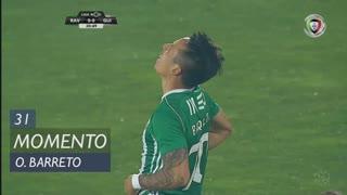 Rio Ave FC, Jogada, O. Barreto aos 31'