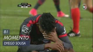 SC Braga, Jogada, Dyego Sousa aos 81'