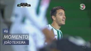 Vitória FC, Jogada, João Teixeira aos 46'