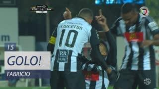 GOLO! Portimonense, Fabricio aos 15', Portimonense 2-0 Rio Ave FC