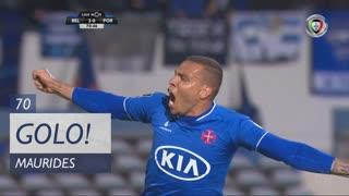 GOLO! Belenenses SAD, Maurides aos 70', Belenenses SAD 2-0 FC Porto
